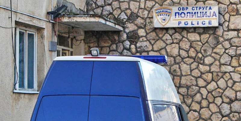 Во сообраќајна незгода во Струга тешко повреден возач на мопед