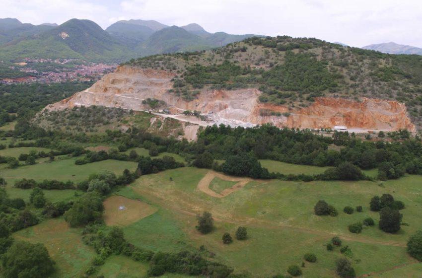 СПЕКТРА ДОЗНАВА: Владата ги раскина сите концесии на каменоломите во Лабуништа