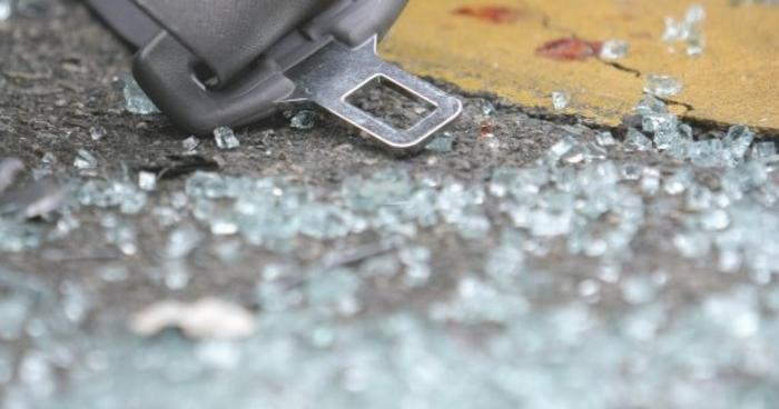 Загина возач на автопатот Тетово – Скопје: Му се слошило – па се превртел